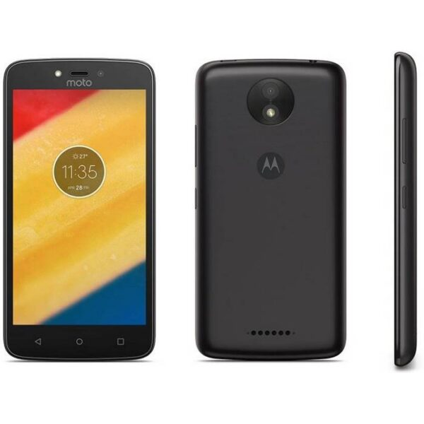 MOTO C FRONT, BACK AND SIDE