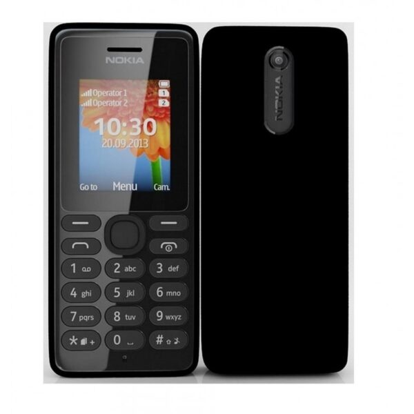 NOKIA 108 DUAL SIM Front&Back