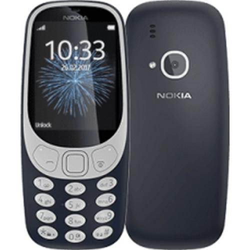 NOKIA 3310 BLUE (MATTE) front&back