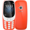 NOKIA 3310 WARM RED (GLOSSY) front&back