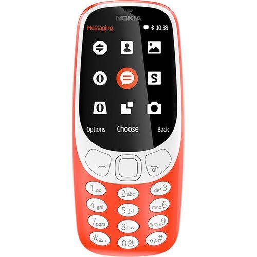 NOKIA 3310 WARM RED (GLOSSY)