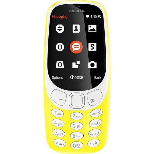 NOKIA 3310 YELLOW (GLOSSY)