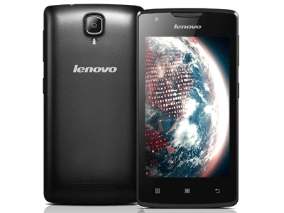 Lenovo A1000 Front&back