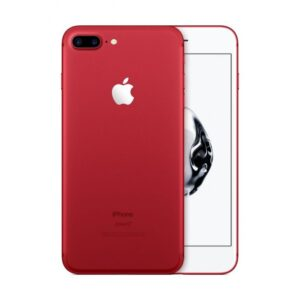 Apple iPhone 7 Plus red Front&back