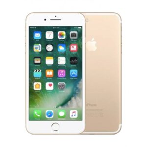 Apple iPhone 7 Plus gold Front&back