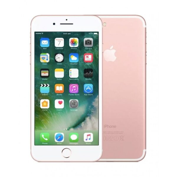 Apple iPhone 7 Plus rose gold Front&back