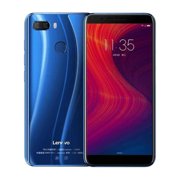 Lenovo-K5-Play-Blue