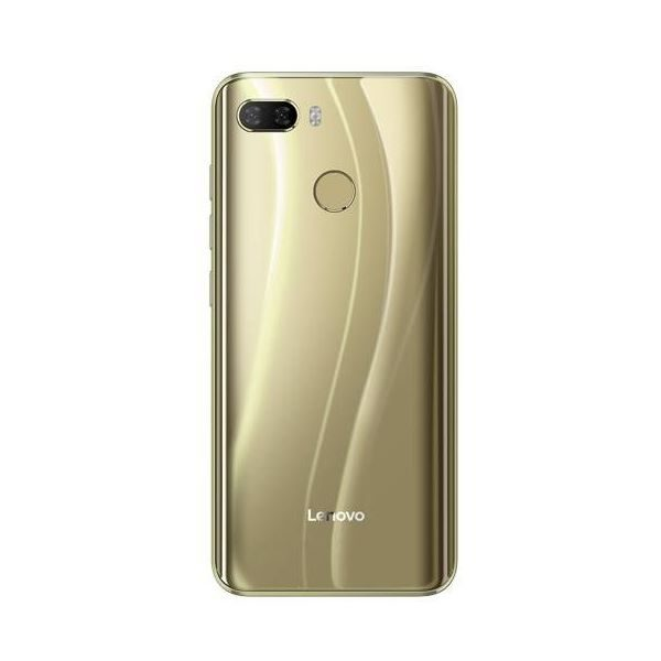 Lenovo-K5-Play-Gold-Back