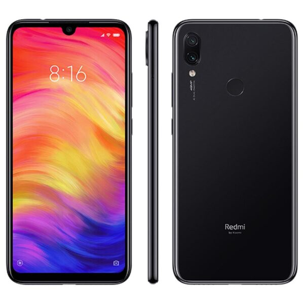 Global-Version-Xiaomi-Redmi-Note-7-Black-All-Sides