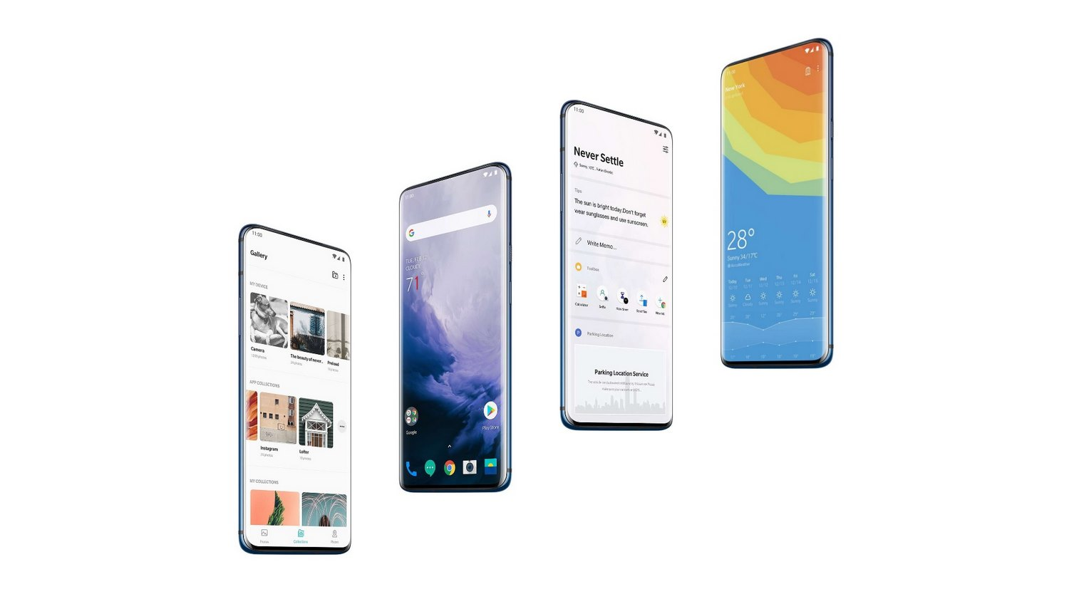 ONEPLUS 7 PRO BANNER - OXYGENOS