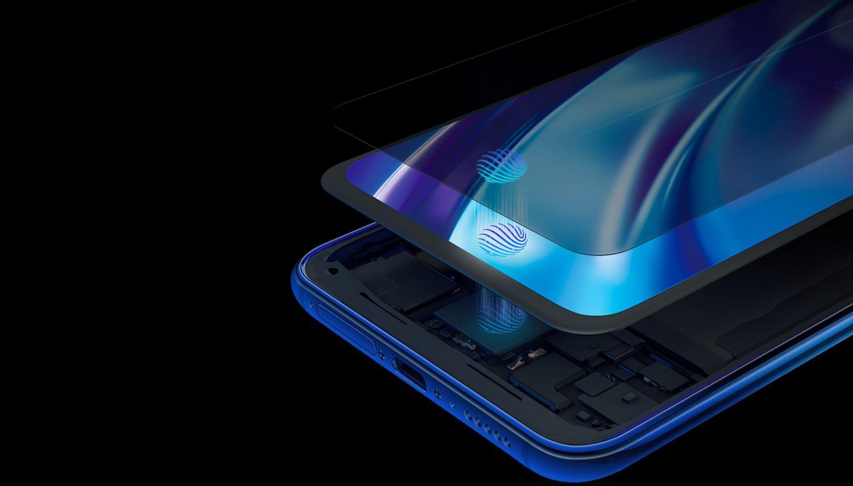 VIVO-NEX-DUAL-DISPLAY-BANNER - In-Display Fingerprint Scanning