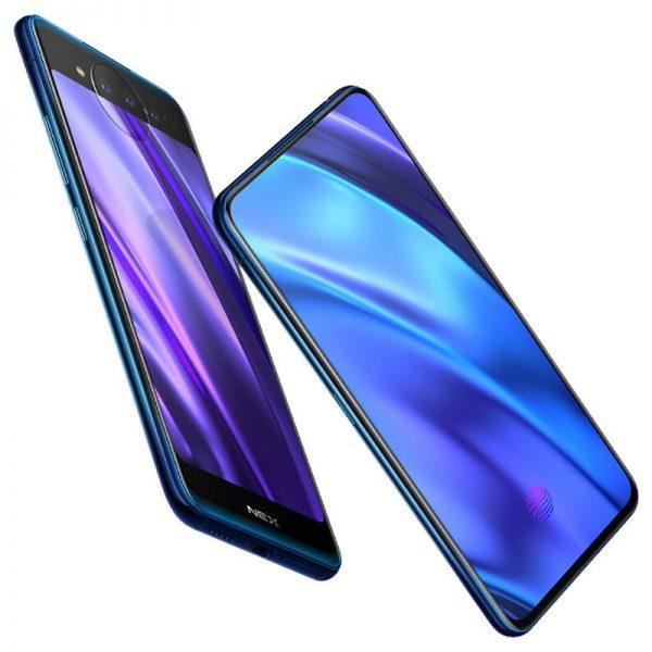 Vivo-Nex-6-39-Inch-10GB-128GB-Smartphone-Blue-Tilted