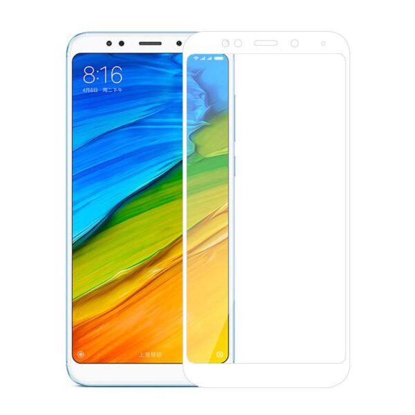XIAOMI REDMI 5 PLUS SCREEN PROTECTOR WHITE