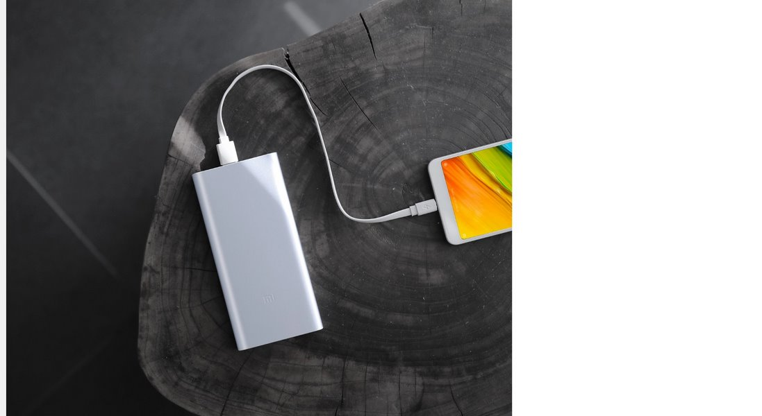 Xiaomi Mi 10000mAH Power Bank 2S Daul USB Quick Charge 3.0 Silver - Compatible with multiple fast charging protocols