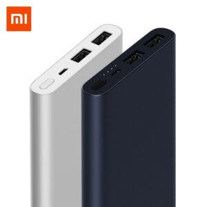 Xiaomi Mi 10000mAh Power Bank 2S Dual USB Quick Charge 3.0 - Silver (1)