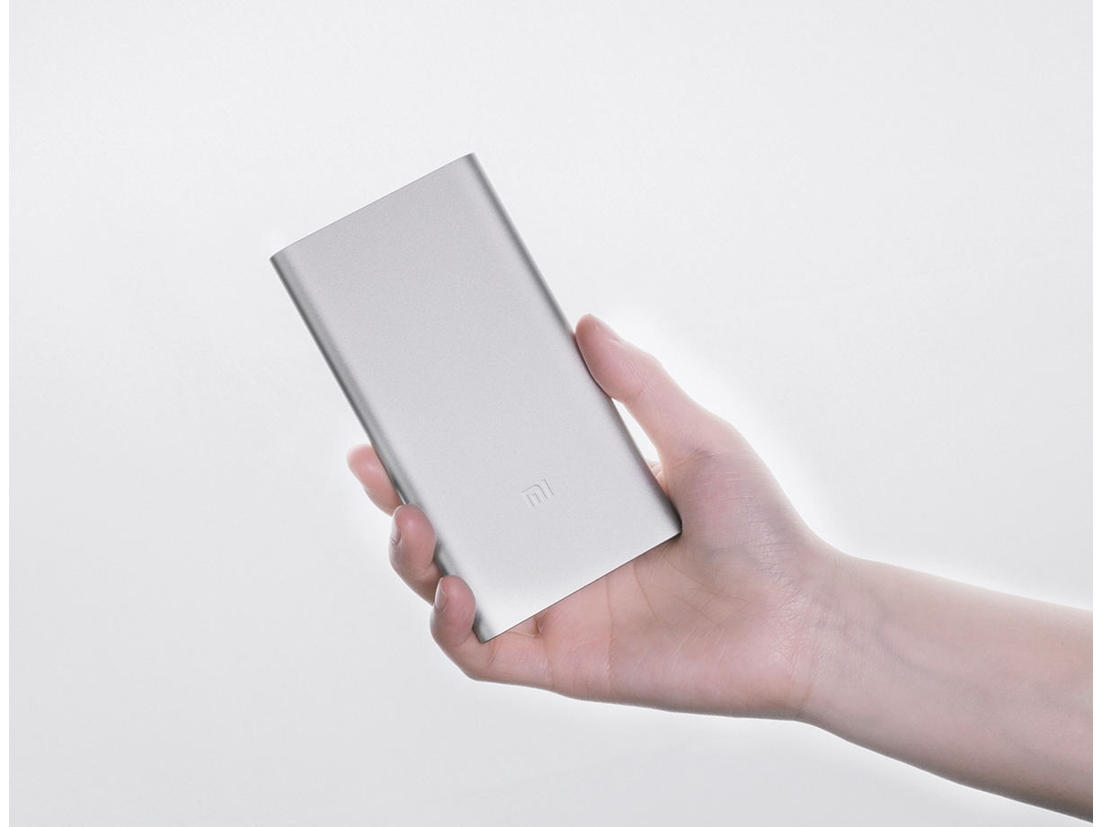 Xiaomi Mi 5000mAh Power Bank 2 - Super Slim Portable
