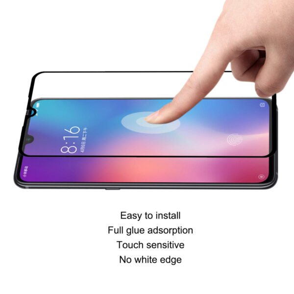 Xiaomi-Mi-9-Tempered-Glass - Easy to Install & Touch Sensitive