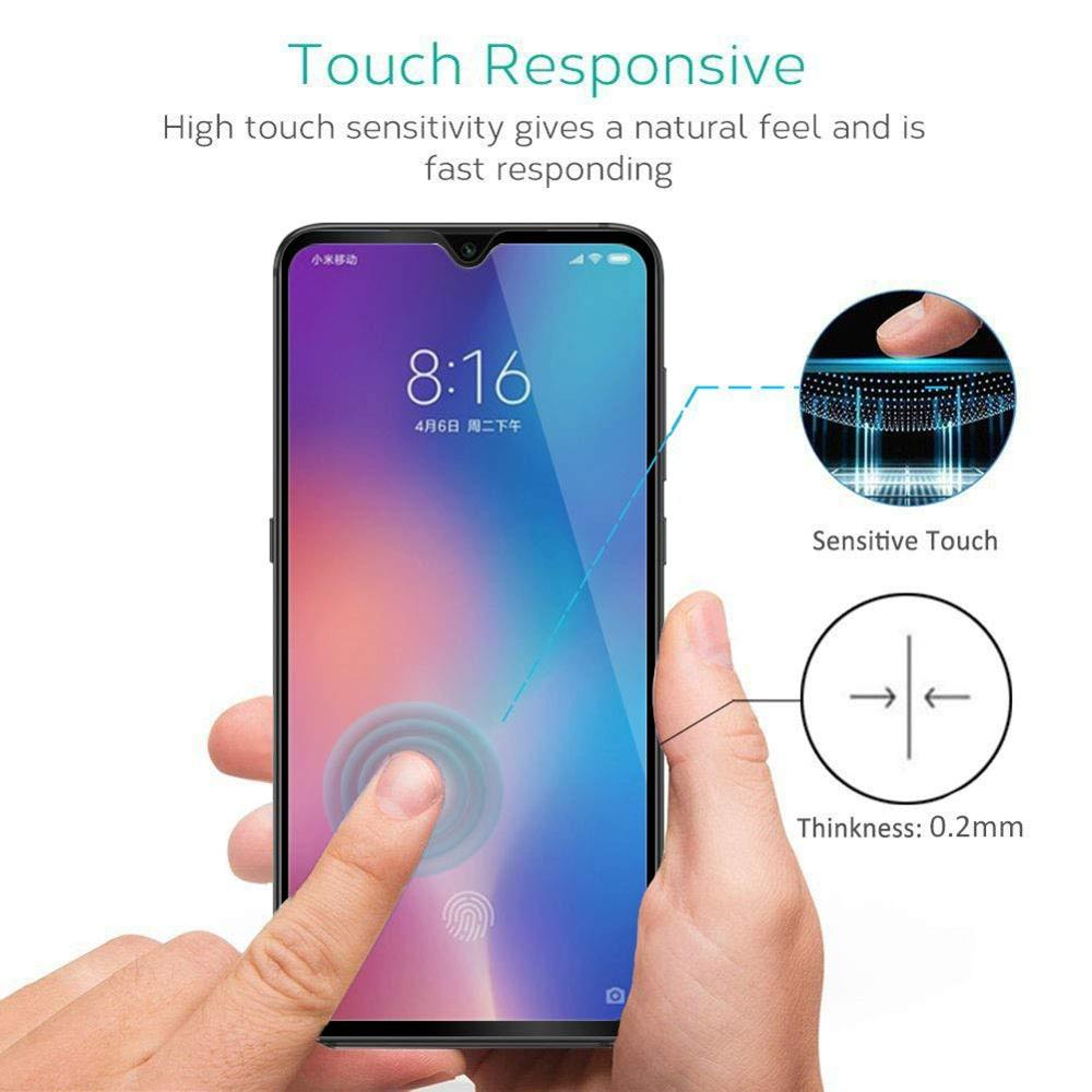Xiaomi-Mi-9-Tempered-Glass - Touch Responsive