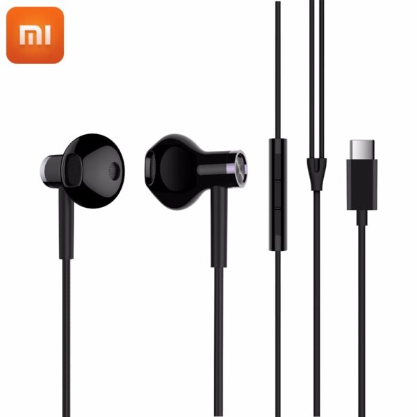Xiaomi Mi Dual Driver In-ear Earphones Type-c