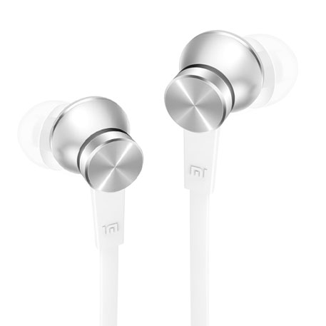 Xiaomi Mi Piston Earphones Basic - White (1)