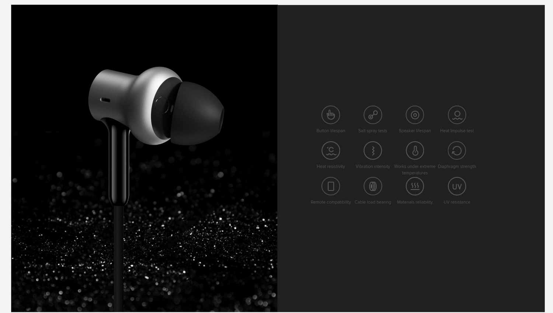 Mi-In-Ear-Headphones-Pro-700 reliability tests
