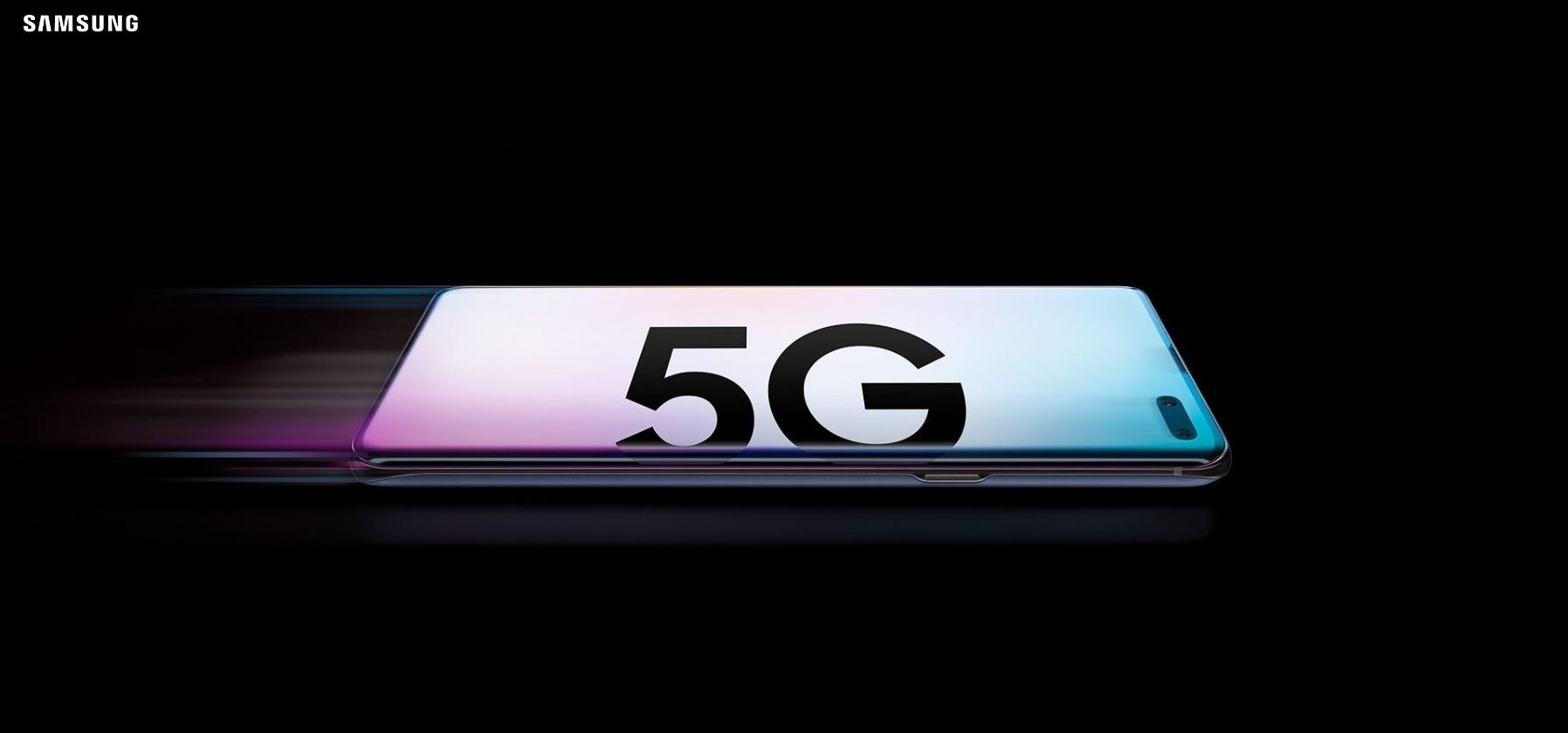 Galaxy S10 5G Banner
