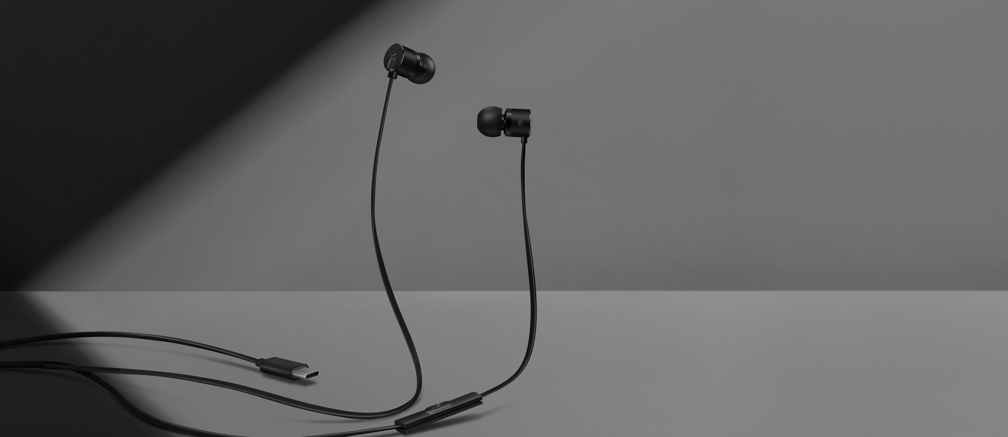 ONEPLUS TYPE C EARPHONES BANNER - Better Audio with a Built-in DAC