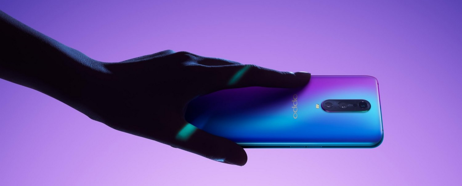 Oppo-R17-Pro-Banner - frosted exterior
