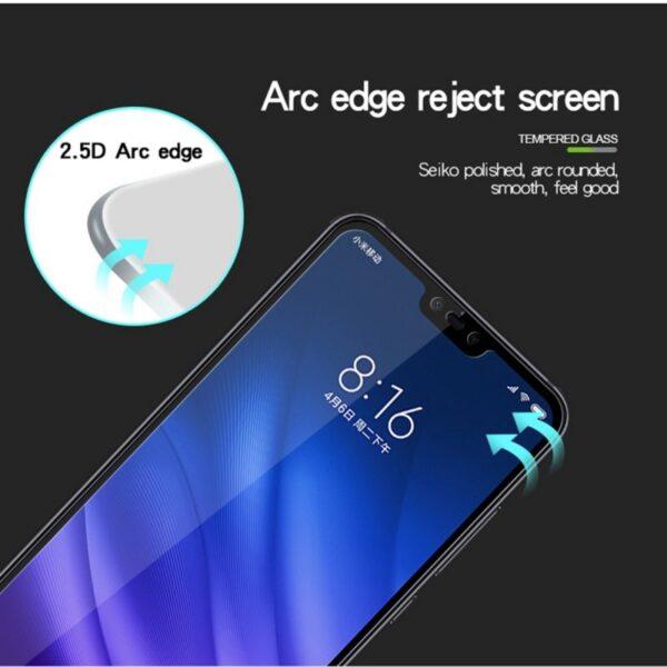 Xiaomi-Mi-8-Lite- Screen-Protector - Arc Edge
