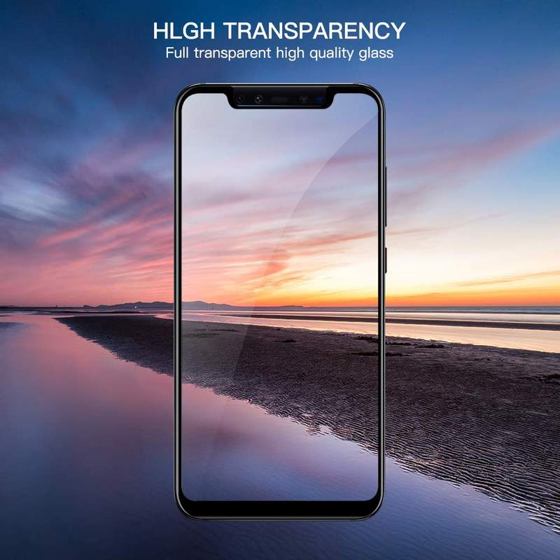 Xiaomi-Mi-8-Lite- Screen-Protector - High Transparency