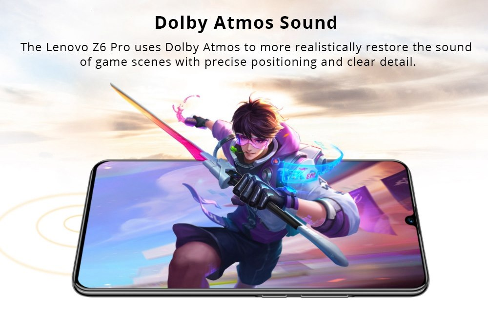 LENOVO-Z6-PRO-BANNER - Dolby Atmos Sound