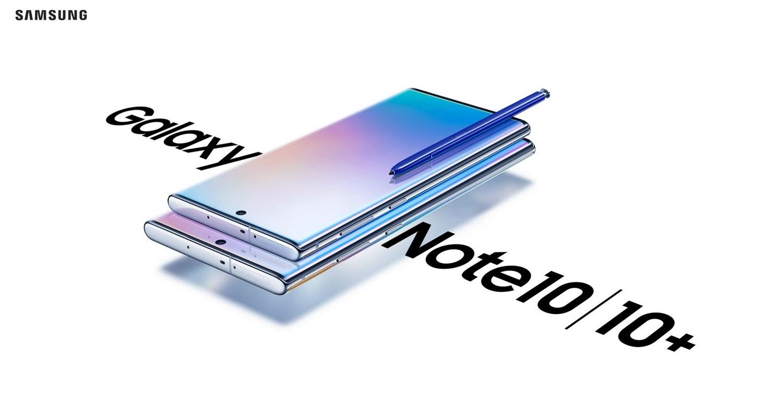 Galaxy Note 10 banner - 1