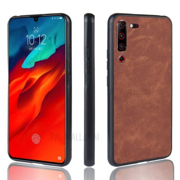 LENOVO Z6 PRO PROTECTIVE COVER - BROWN