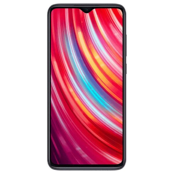 Xiaomi-Redmi-Note-8-Pro-Black-Front