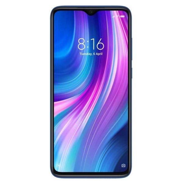 Xiaomi-Redmi-Note-8-Pro-Blue-Front