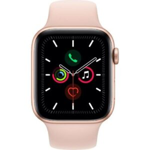 Apple-Watch-Series-5-Gold-Aluminium-Case-Pink-Sand-Sport-Band