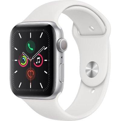 Apple-Watch-Series-5-Silver-Aluminium-Case-White-Sport-Band (1)