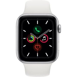 Apple-Watch-Series-5-Silver-Aluminium-Case-White-Sport-Band (2)