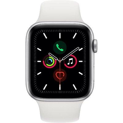 Apple-Watch-Series-5-Silver-Aluminium-Case-White-Sport-Band (2)
