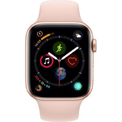 Apple-Watch-Sport-4-Series-Gold-Aluminium-Case-Pink-Sand-Sport-Band