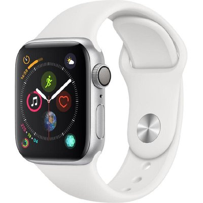 Apple-Watch-Sport-4-Series-Silver-Aluminium-Case-White-Sport-Band (1)
