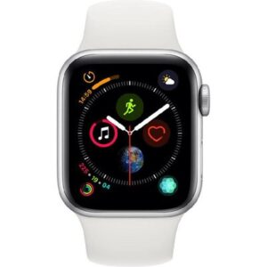 Apple-Watch-Sport-4-Series-Silver-Aluminium-Case-White-Sport-Band