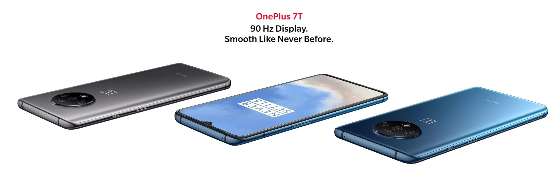 Oneplus 7T Banner