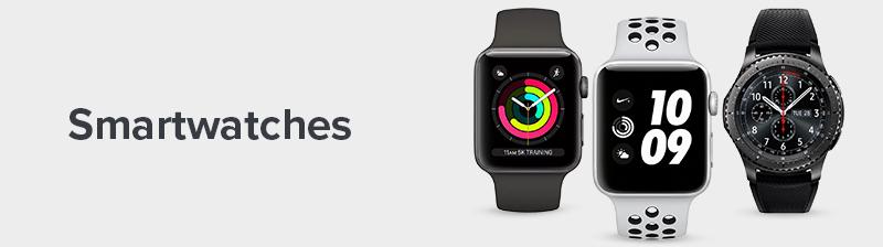 smartwatches banner