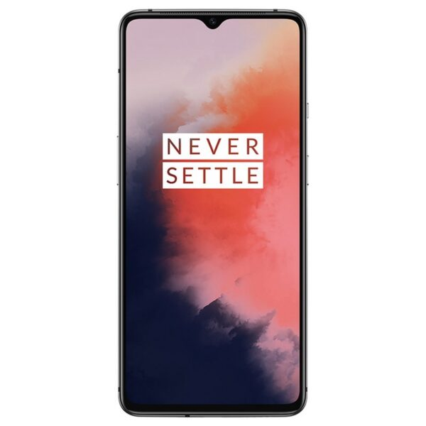 Oneplus-7T-Frosted-Silver-Front