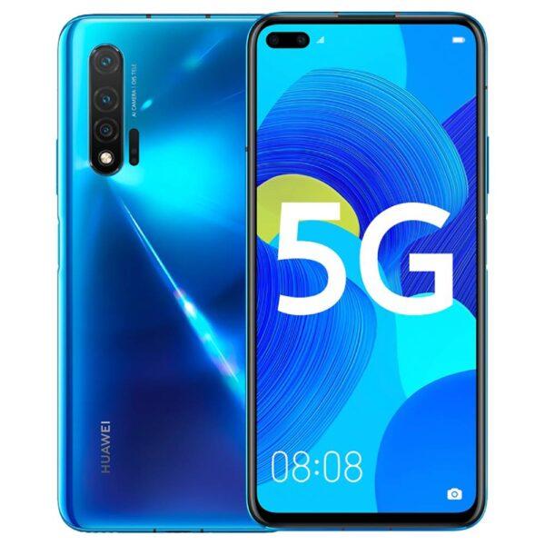 HUAWEI-Nova-6-5G-Blue