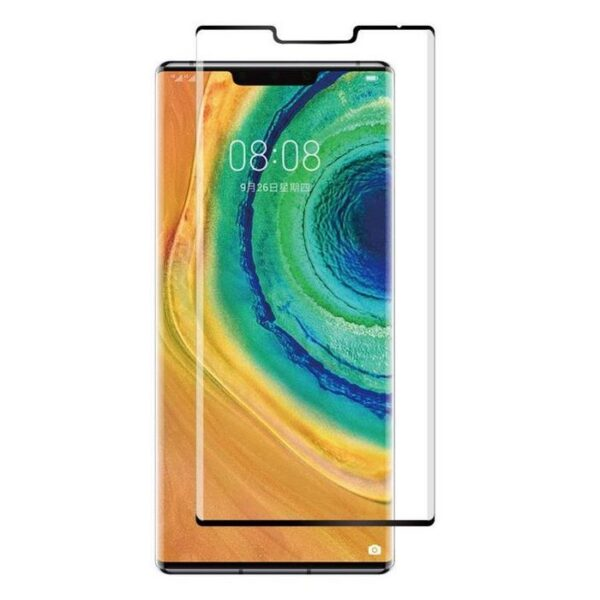 Huawei-Mate-30-Pro-3d-Curved-Screen-Protector-Black
