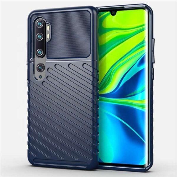 Xiaomi-Mi-CC9-Pro-Fashion-Luxury-Soft-TPU-Case-Blue