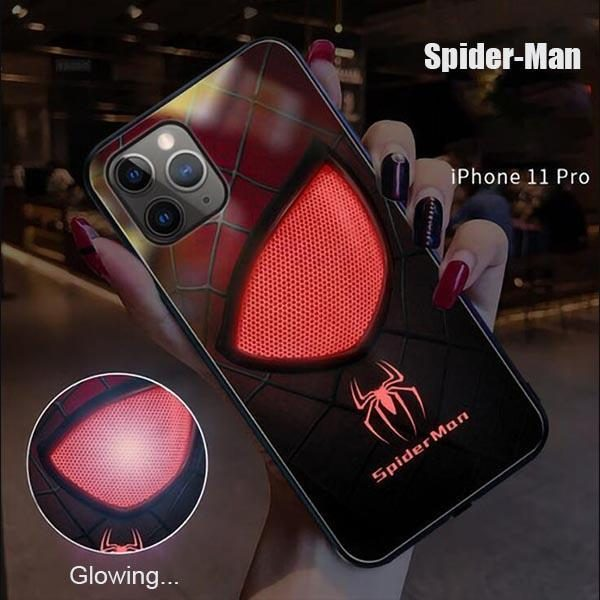 IPHONE-SPIDER-MAN-LIGHTING-COVER
