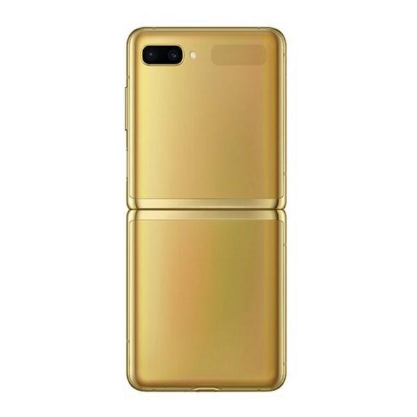 SAMSUNG-GALAXY-Z-FLIP-GOLD-BACK